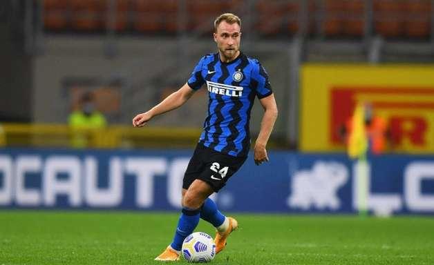 Técnico da Inter de Milão diz que conta com Eriksen para a nova temporada