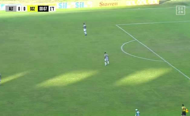 SÉRIE C: Gol de Altos 1 x 0 Santa Cruz