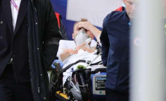 Eriksen pode voltar treinar em outubro após parada cardíaca