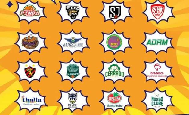 CBB anuncia Brasileirão Feminino de basquete com 16 equipes