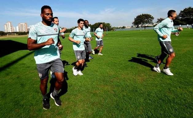 Fluminense se reapresenta visando o Brasileirão; Fred faz transição e pode jogar na Libertadores
