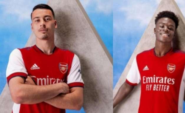 Arsenal lança novo uniforme para temporada de 2021/22
