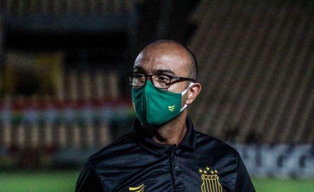 Ao L!, Felipe Surian relembra chegada ao Sampaio Corrêa e destaca: 'Preciso firmar meu nome'