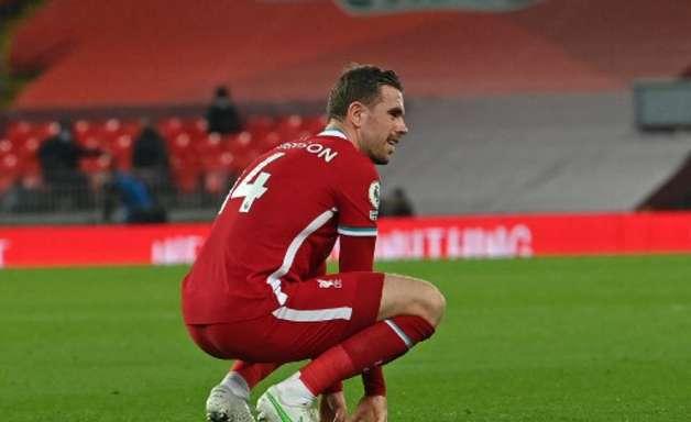 Liverpool abre conversas por renovação com Henderson