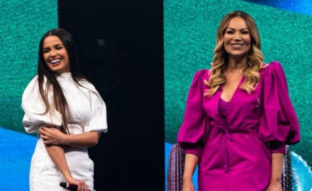 Exclusivo: Juliette canta com Solange Almeida em novo episódio de documentário