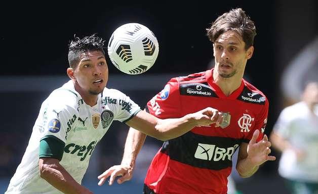 Brasileirão deve ficar entre Palmeiras, Fla e Atlético-MG