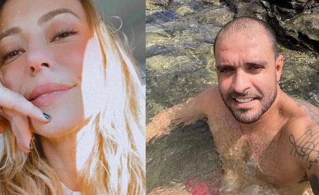 Filho entrega affair de Diogo Nogueira com Paolla Oliveira