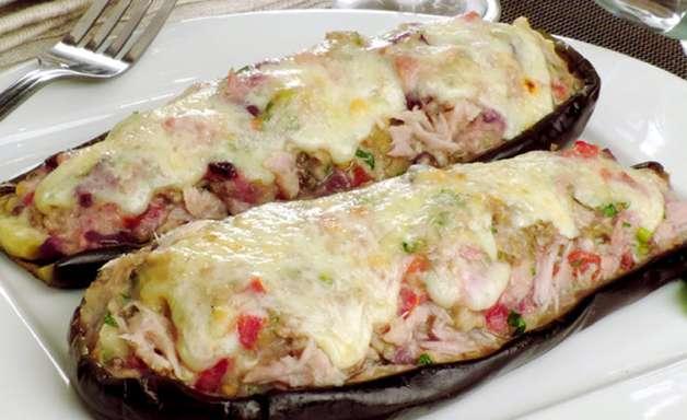 Berinjela com creme de atum: opção diferente para o almoço ou jantar