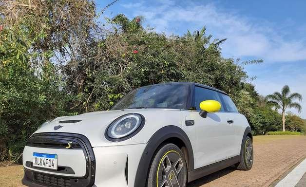 Avaliação: Mini Cooper elétrico empolga, mas roda pouco