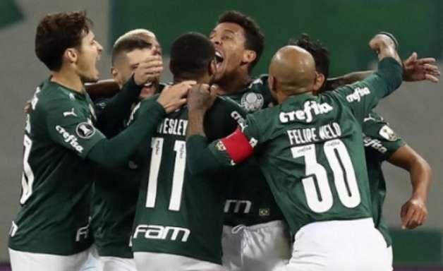 Palmeiras supera a Universidad Católica e faz clássico com o São Paulo nas quartas da Libertadores