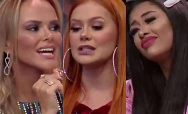 Power Couple: Nina, Mirela e Medrado protagonizam reencontro dos eliminados