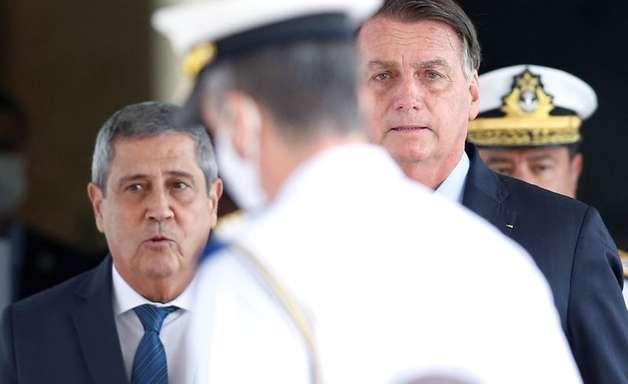 Câmara convoca Braga Netto para explicar ameaça às eleições