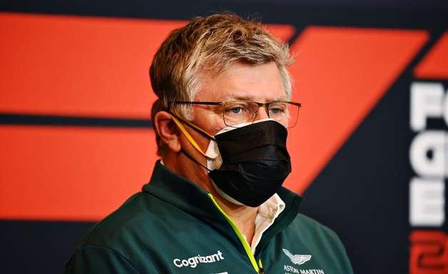 Szafnauer diz que a Aston Martin F1 quer o título já em 2022