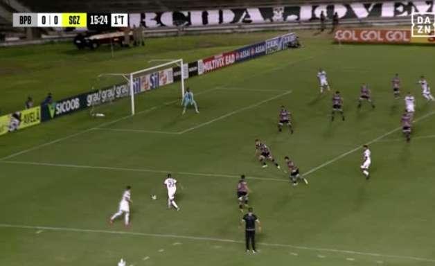 SÉRIE C: Gol de Botafogo-PB 1 x 0 Santa Cruz