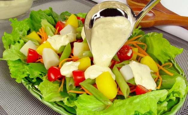 5 receitas de salada para incrementar o almoço de domingo