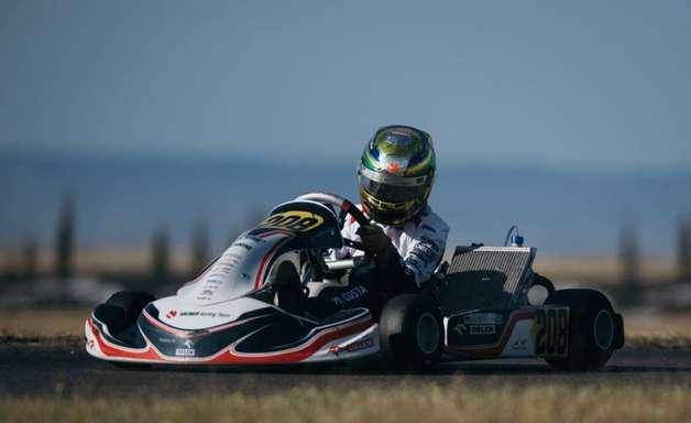 Após aprendizado no Europeu de Kart, Miguel Costa espera voltar com tudo para o WSK em setembro
