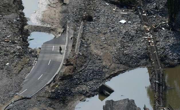 Mundo analisa relatório crucial sobre o clima após série de catástrofes