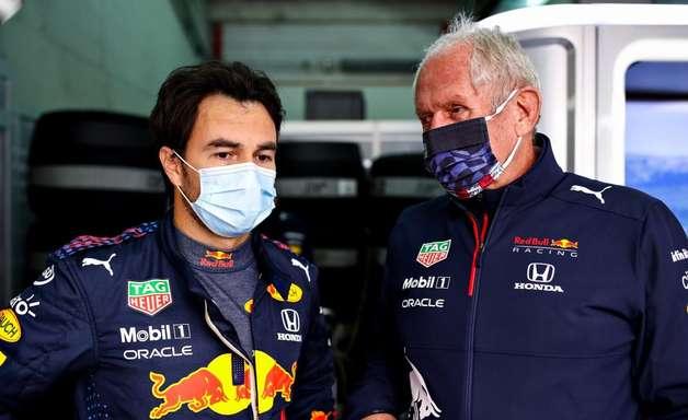 """""""Temos um segundo homem forte"""", diz Marko sobre Pérez na Red Bull F1"""
