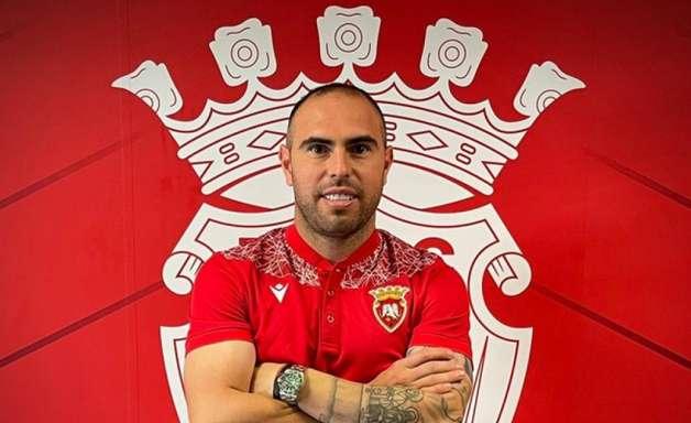 Rescisão de Bruno César com o Vasco é publicada no BID da CBF e atleta segue no Penafiel, de Portugal