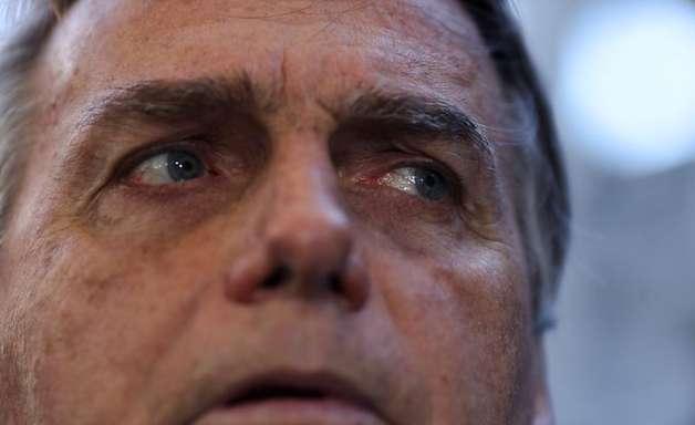 "Bolsonaro vai rebater STF sobre pandemia: ""Estou por cima"""