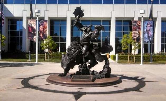 Funcionários da Blizzard planejam passeata e greve nesta quarta-feira