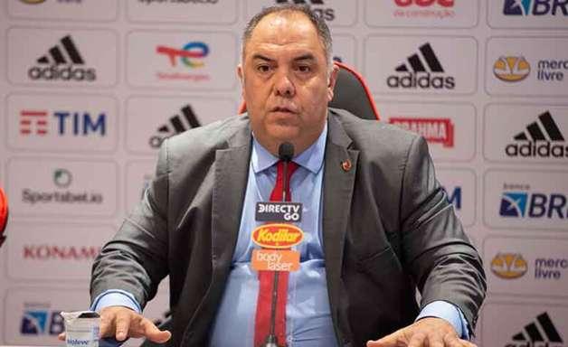 Braz rebate crítica de torcedor do Flamengo: 'Não seja covarde. A viagem está sendo importante'