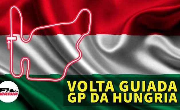 Em Dia: Volta guiada no Hungaroring, palco do GP da Hungria de F1
