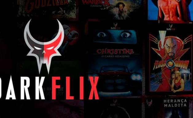 Como assistir Darkflix na TV