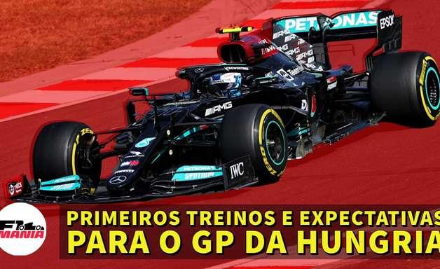 Em Dia: primeiros treinos e expectativas para o GP da Hungria de F1