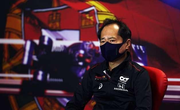 """Honda F1: """"Motor do acidente de Verstappen está funcionando normalmente"""""""