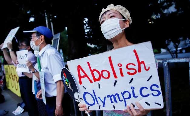 Jogos Olímpicos de Tóquio contabilizam 246 casos de covid-19