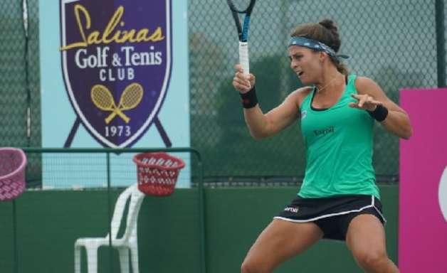 Carol Meligeni embarca para torneios na Europa