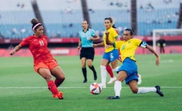Nos pênaltis, Seleção feminina é eliminada pelo Canadá