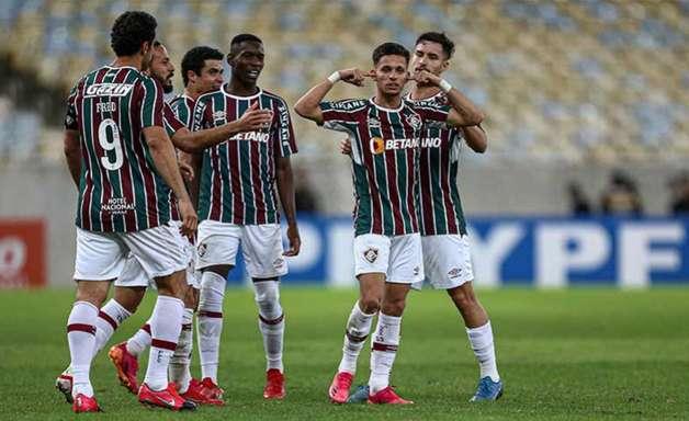 Fluminense vence o Criciúma e avança às quartas da Copa do Brasil
