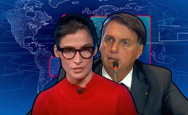 "JN surpreende ao fazer crítica dura: ""Bolsonaro fracassou"""