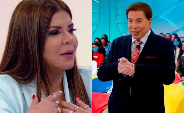 Mara Maravilha manda indireta para Xuxa e leva invertida de Silvio Santos