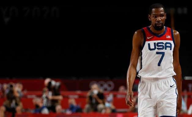 EUA querem manter status de 'Dream Team' no basquete