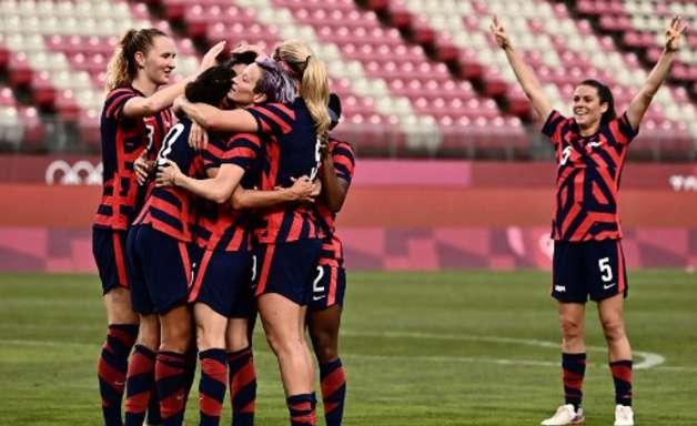EUA batem Austrália e fica com o bronze no futebol feminino