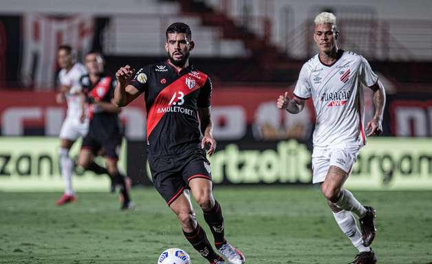 Athletico-PR confirma classificação na Copa do Brasil