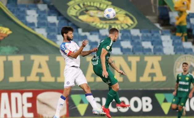 Capixaba reconhece momento ruim do Bahia na temporada