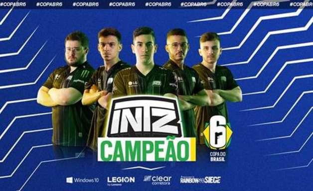 INTZ vence Imperium e conquista título da segunda edição da Copa do Brasil de Rainbow Six Siege 2021