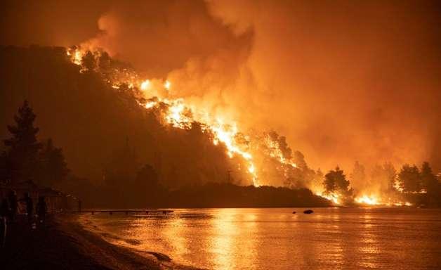 ONU: ondas de calor a cada 50 anos agora vêm a cada década