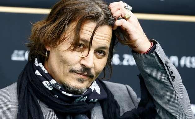 Cineastas espanholas criticam homenagem a Johnny Depp