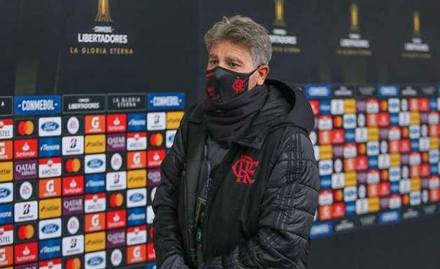 Renato Gaúcho relata injúria racial sofrida pelo Flamengo