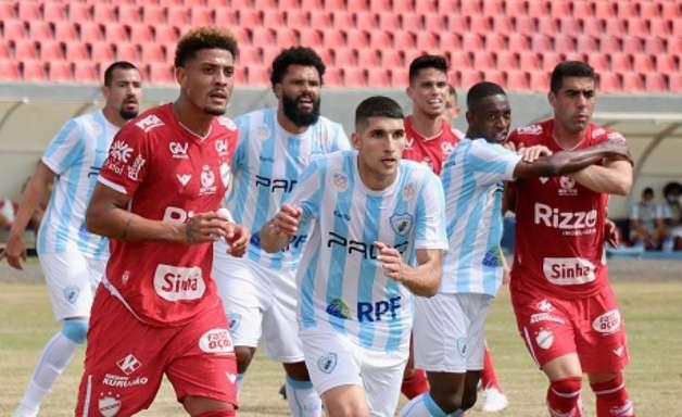 Em jogo amarrado, Londrina vence Vila Nova pela Série B