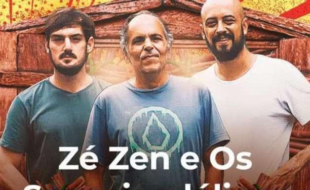 Mais de 9 músicas de Zé Zen e Os Saposicodélicos para ouvir