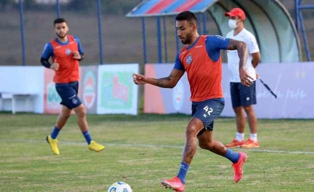 Renan Guedes agradece Dado Cavalcanti por oportunidades no Bahia e mira reação