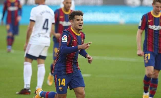 Philippe Coutinho pode herdar a camisa 10 do Barcelona