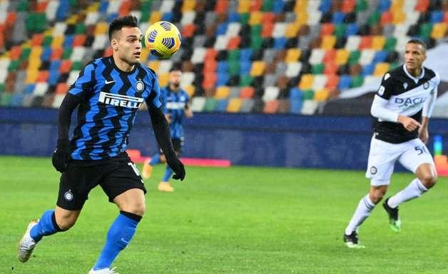 Lautaro Martínez se aproxima de renovação com a Inter de Milão