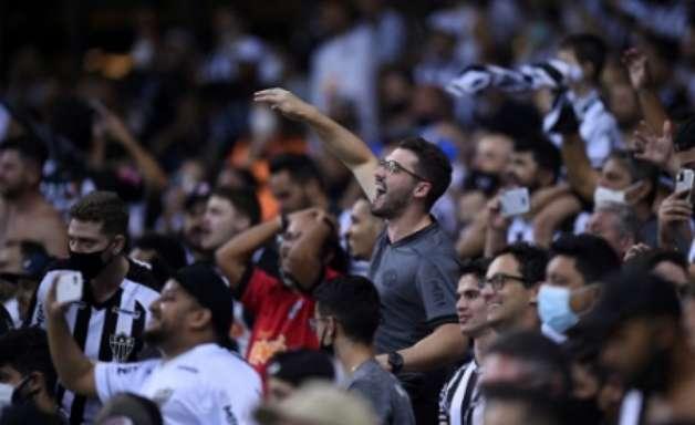 Presidente diz que Atlético-MG cumpriu com protocolos